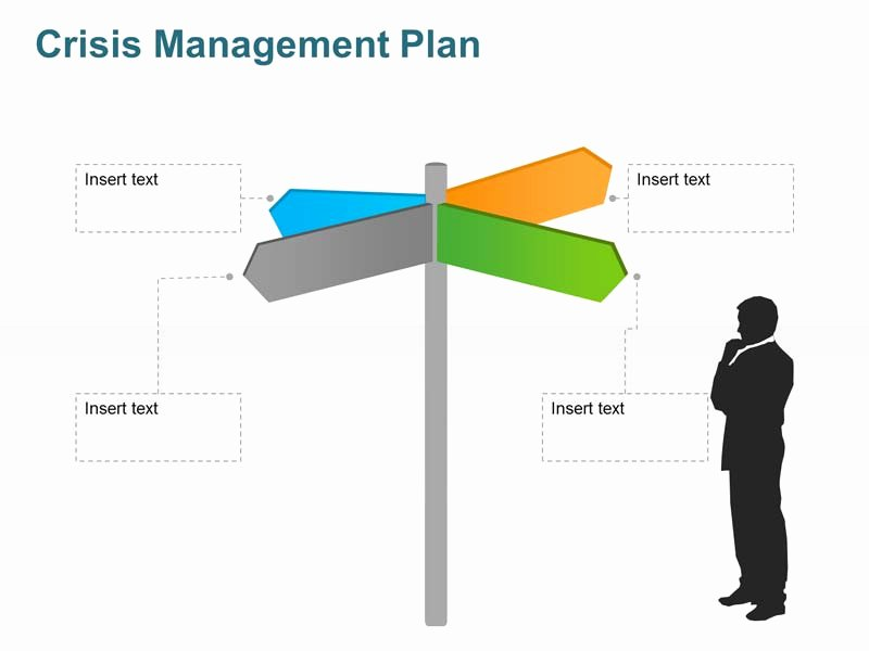 Crisis Management Plan Template Lovely Crisis Management Plan Editable Template for Ppt