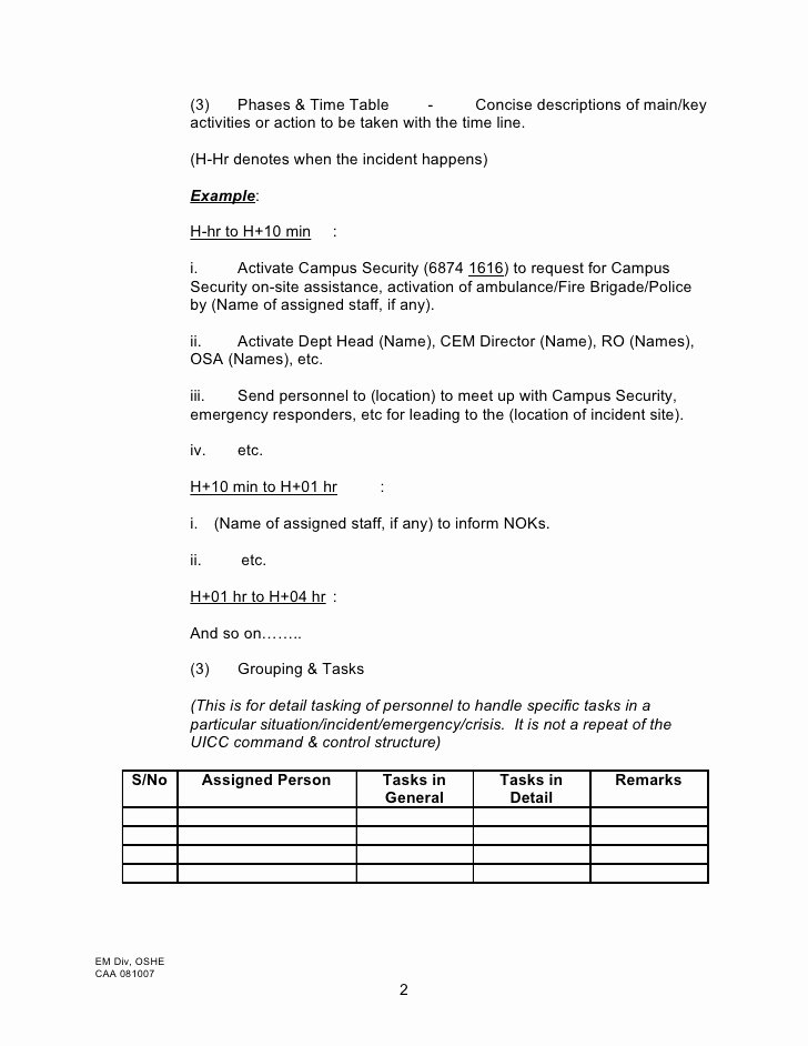 23 images of crisis management plan template manufacturing 6530