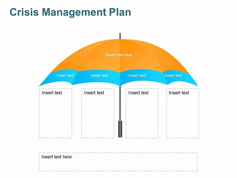 Crisis Management Plan Template Unique Crisis Management Plan Editable Template for Ppt