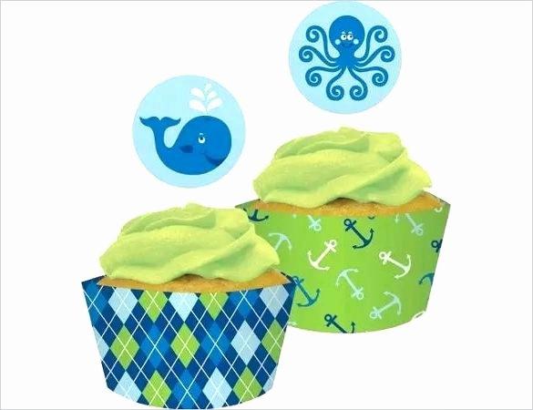 Cupcake Wrapper Template Pdf Best Of Elegant Cupcake Wrapper Template Word Mini Silhouette Free