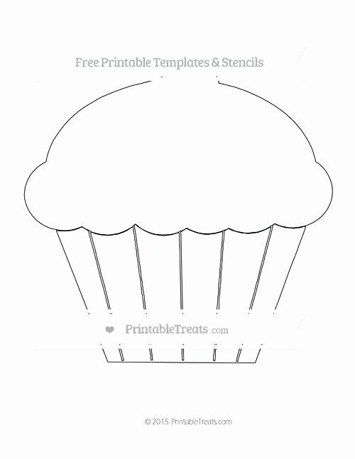 Cupcake Wrapper Template Pdf Elegant Cupcake Wrapper Template Printable Free for Make