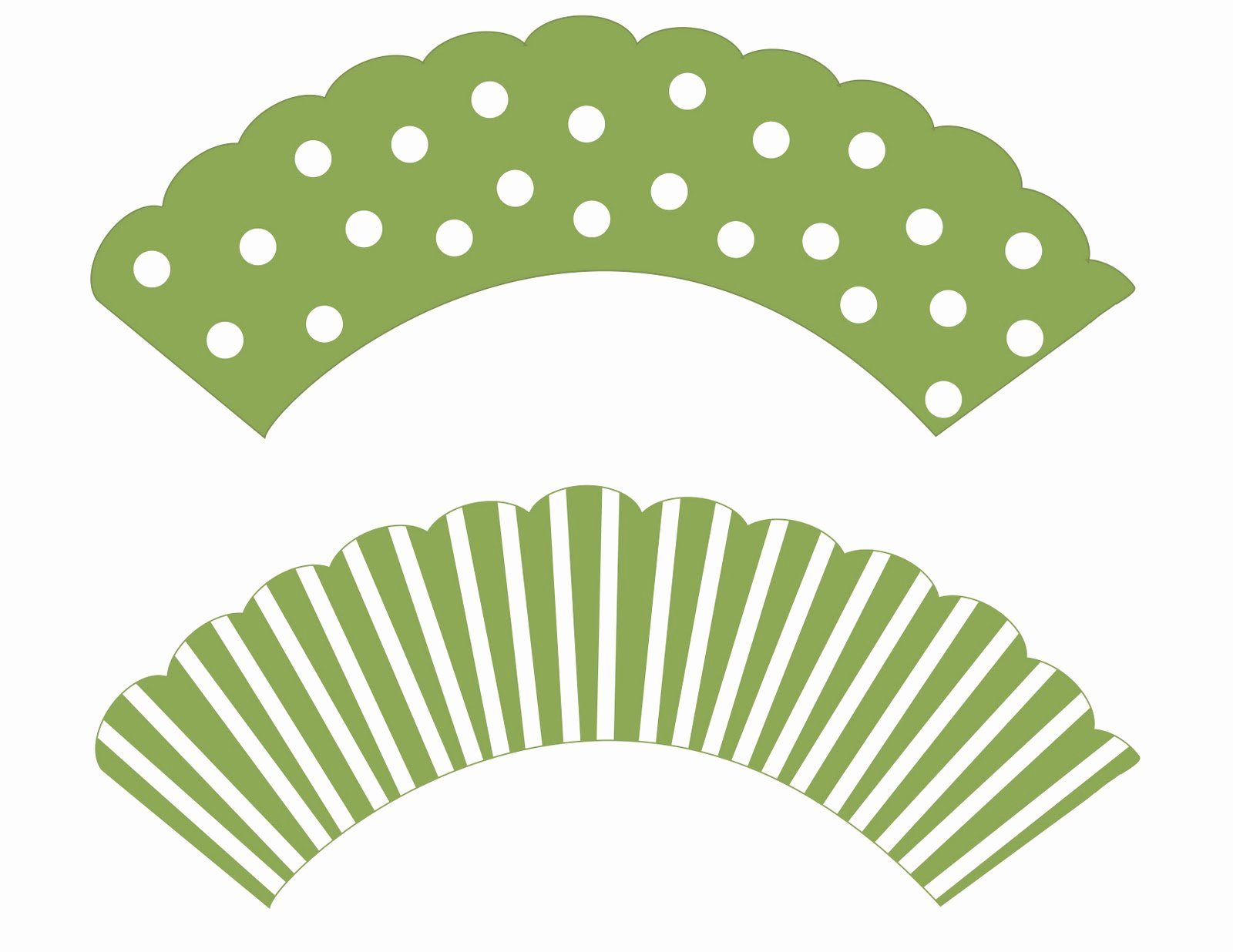 Cupcake Wrapper Template Pdf Inspirational Free Printable St Patricks Day Cupcake Wrappers
