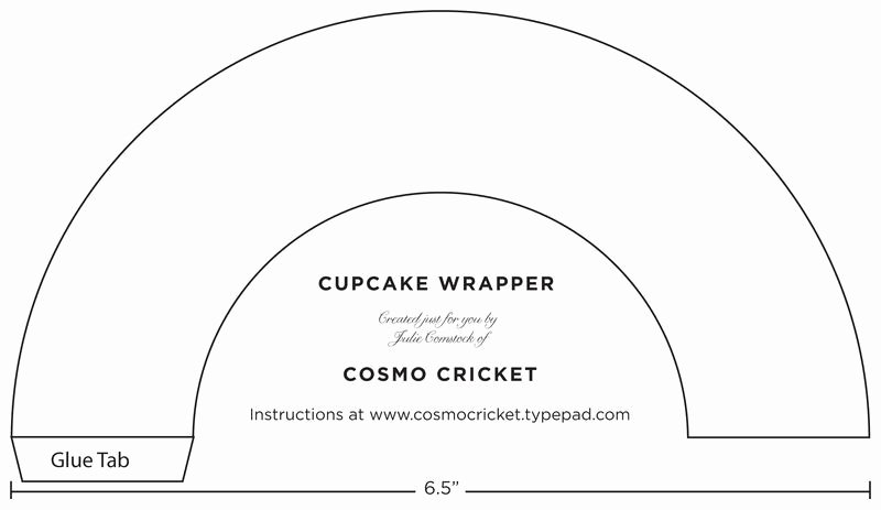 Cupcake Wrapper Template Pdf Luxury Cupcake Wrapper Template Hello Kitty