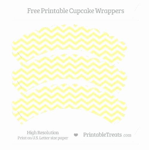 Cupcake Wrapper Template Pdf Luxury Free Cupcake Wrapper Template – Flybymedia