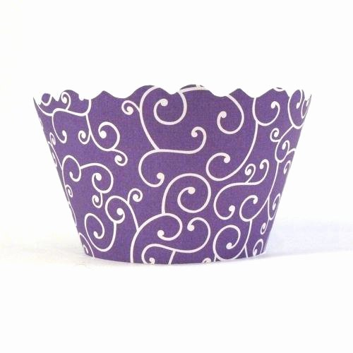 Cupcake Wrapper Template Pdf New Cupcake Wrappers Artistic Bake Cake Paper Cups Little Vine