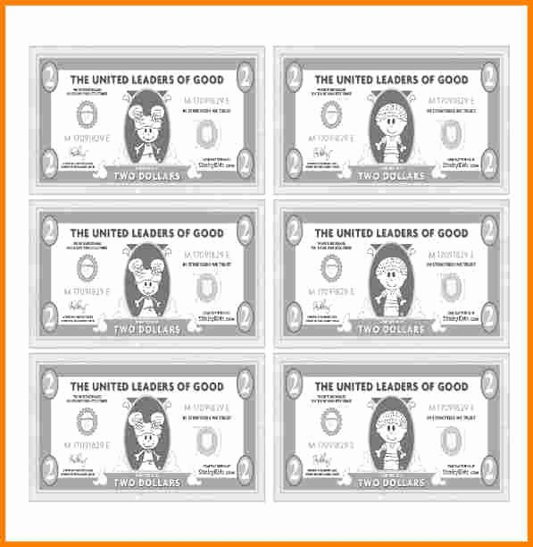 Customizable Fake Money Template Best Of 7 Customizable Fake Money Template