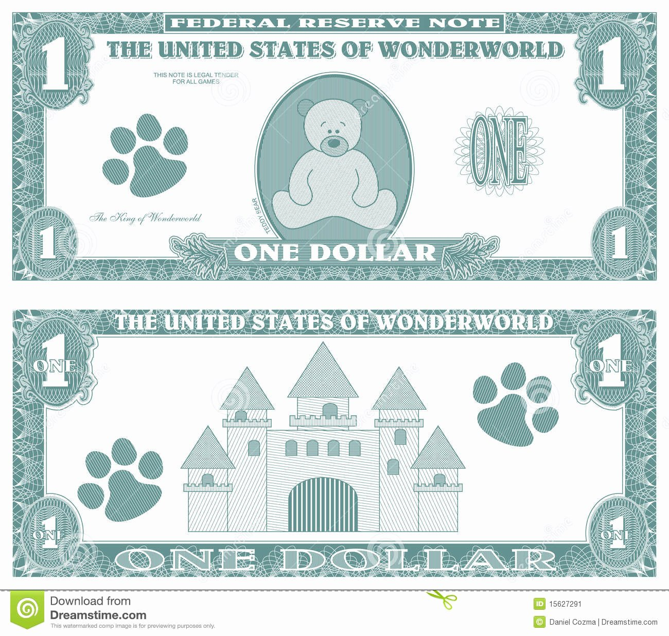 Customizable Fake Money Template Fresh Clipart Fake Money Clipground