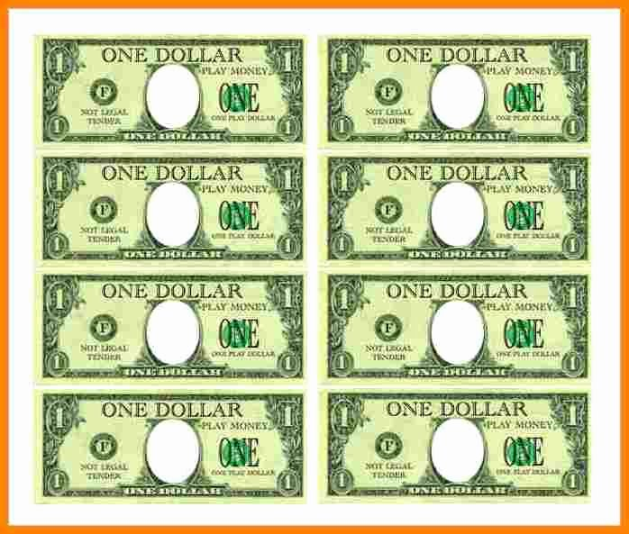 Customizable Fake Money Template Unique 7 Customizable Fake Money Template