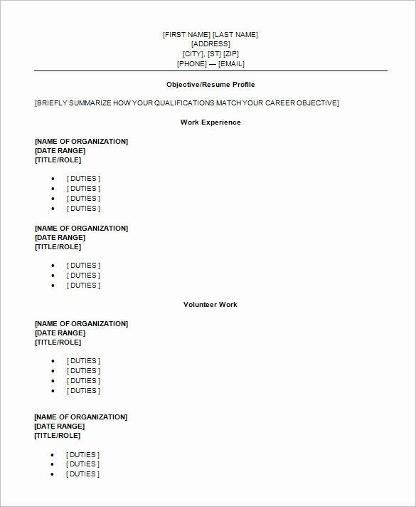 Cv Template Graduate School Awesome 12 Sample High School Resume Templates Pdf Doc