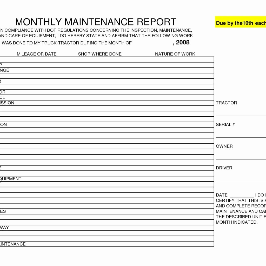 Daily Activity Report Template New Security Guard Daily Activity Report Template