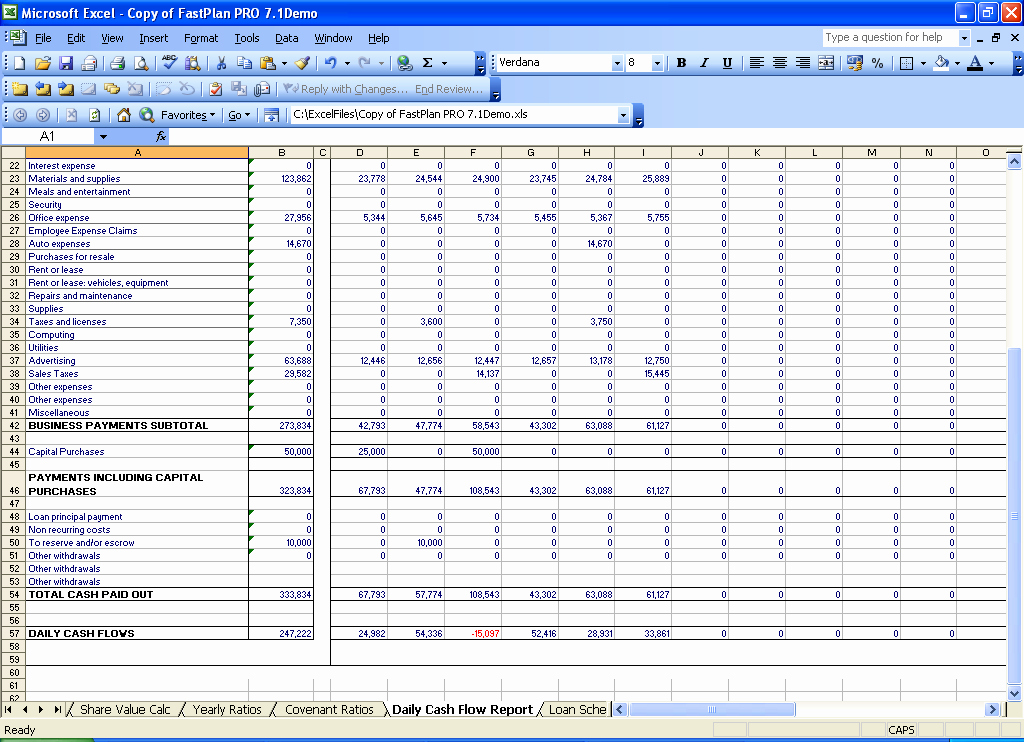 Daily Cash Flow Template Awesome Best S Of Daily Cash Flow Spreadsheet Daily Cash
