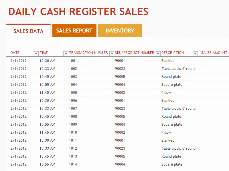 Daily Sales Report Template New Daily Sales Report Bar Night Club