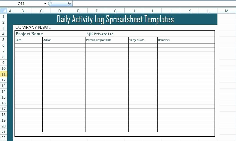 Daily Work Log Template Luxury Word Journal Template Daily Work Log In French Translate