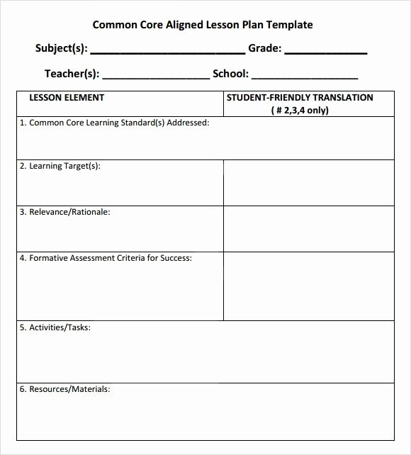 Danielson Lesson Plan Template Unique Danielson Lesson Plan Template Pdf Danielson Framework