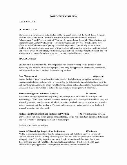Data Analysis Plan Template Unique Sample Data Analysis Report Spreadsheet Template Example