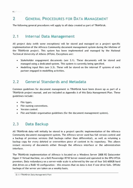 Data Management Plan Template Awesome Classroom Management Plan Template Positive Behavior