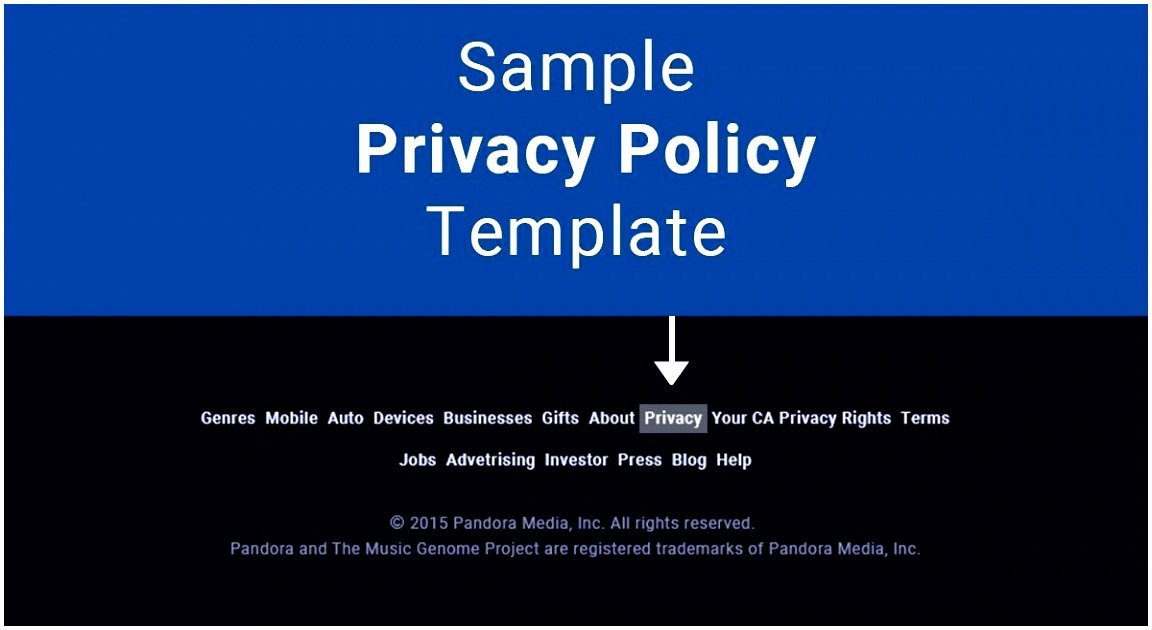 Data Security Policy Template Inspirational 8 Information Security Policy Template for Small Business