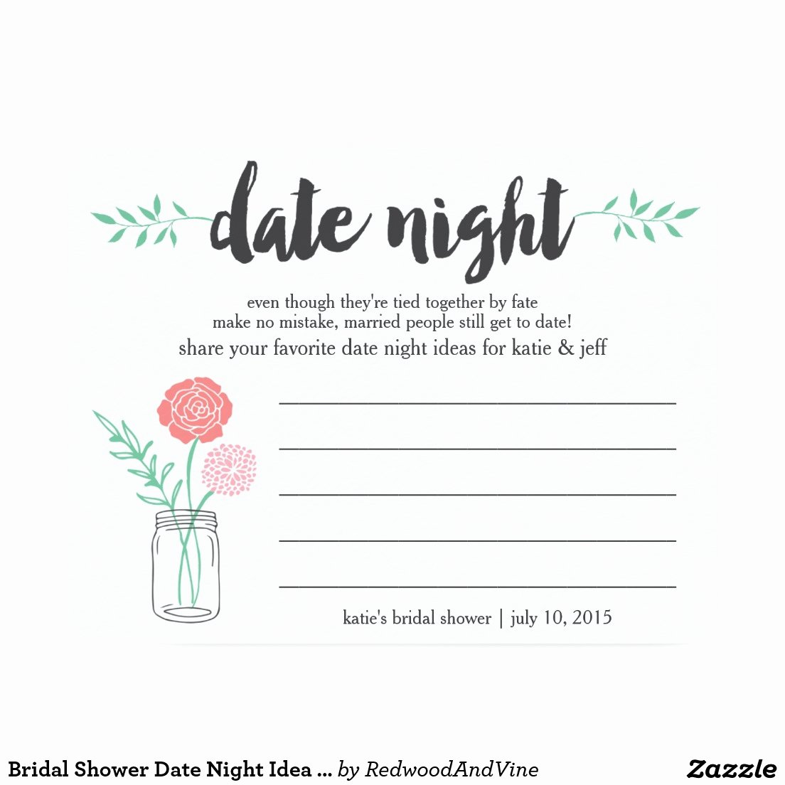 Date Night Invitation Template Unique Printable Date Night Invitations southernsoulblog