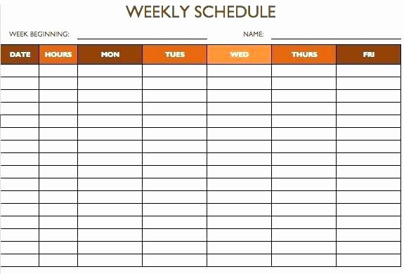 Daycare Staff Schedule Template Fresh Child Care Staff Schedule Template Child Care Certificate