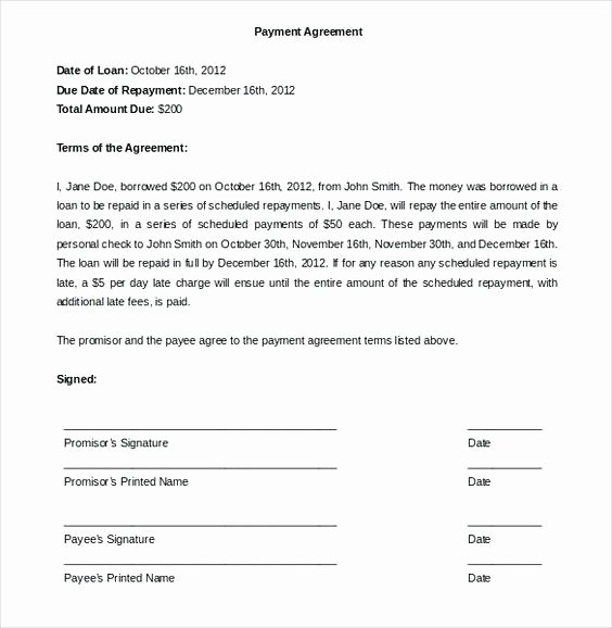 Debt Settlement Agreement Template Elegant Debt Settlement Template Counter Fer Letter Rev – Teran
