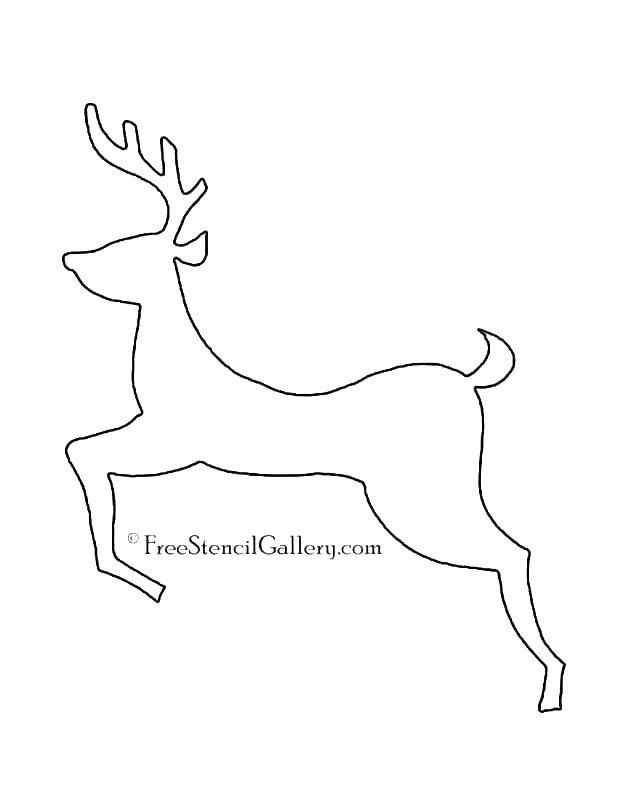 Deer Antler Printable Template Awesome Reindeer Face Template Simple Meaning In Printable Antlers
