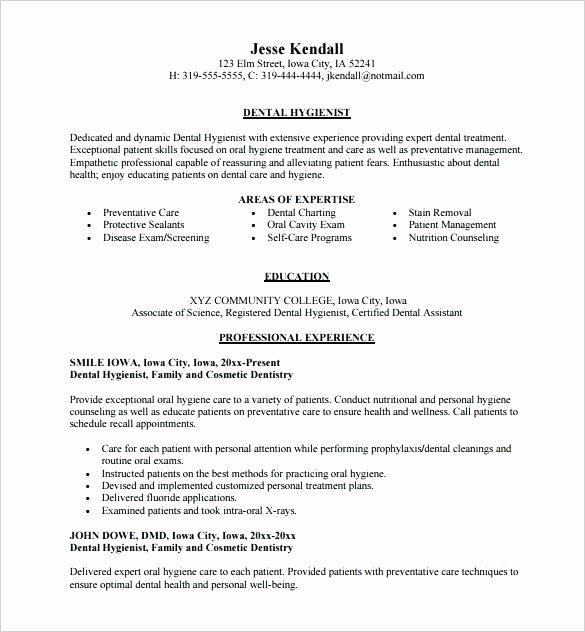 11 dental assisting resume samples
