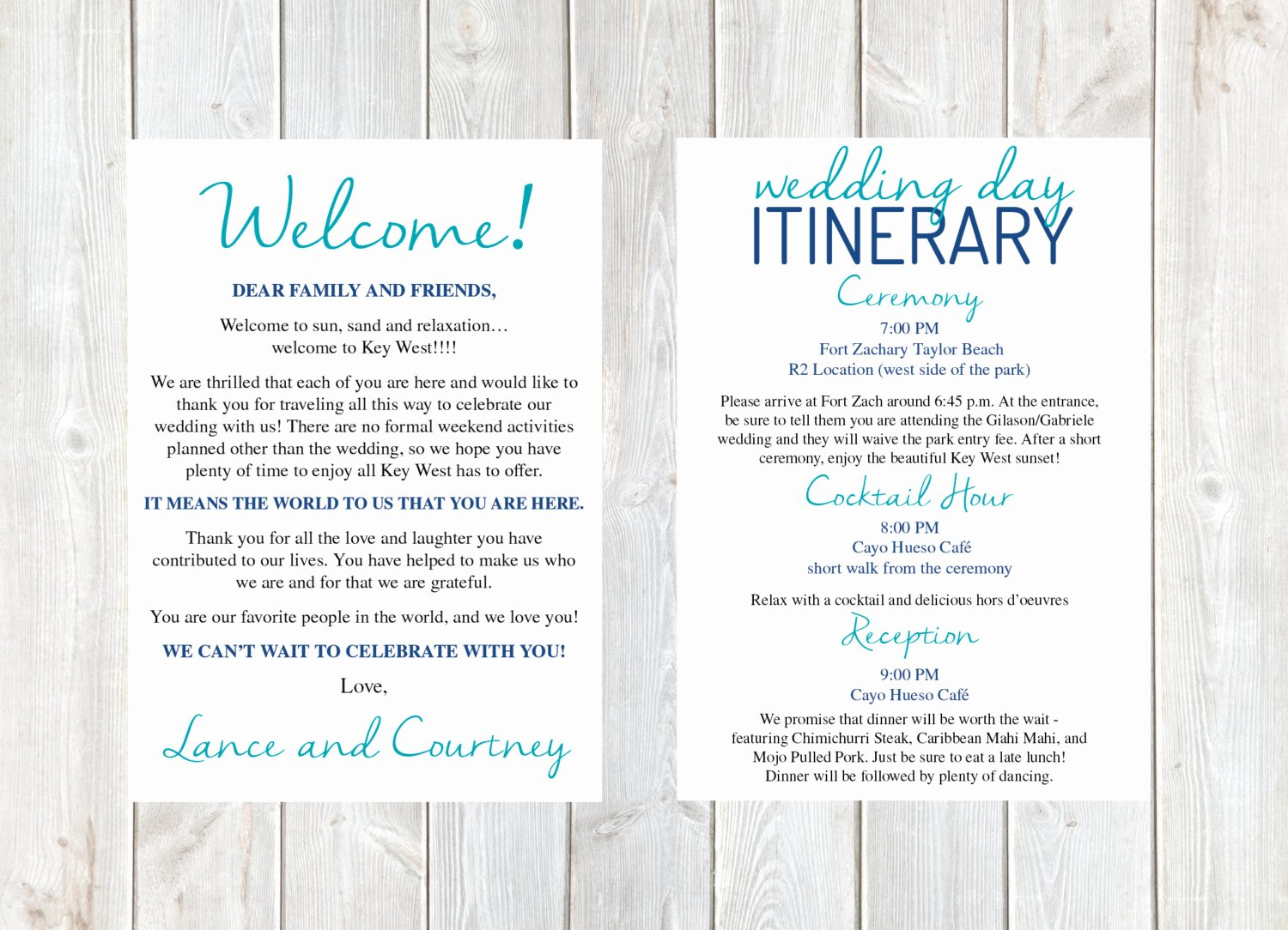 Destination Wedding Itinerary Template Beautiful Wel E Letter Wedding Wel E Letter Wedding Itinerary