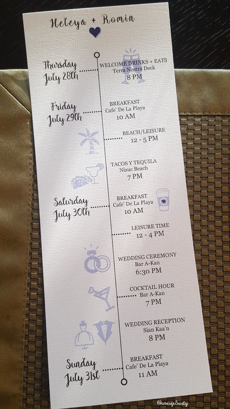 Destination Wedding Itinerary Template Lovely Best 25 Destination Wedding Itinerary Ideas On Pinterest