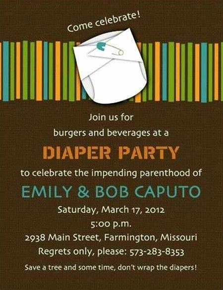 Diaper Party Invitation Template Unique 1000 Ideas About Diaper Invitation Template On Pinterest