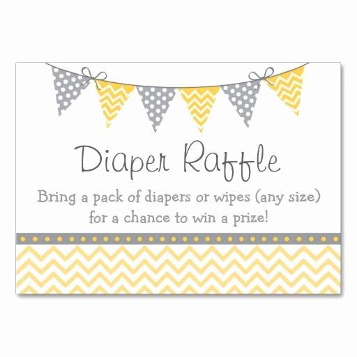 Diaper Raffle Template Free Elegant Diaper Raffle Free Template Baby Shower