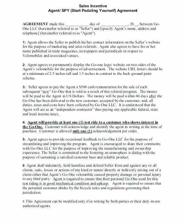 Digital Marketing Contract Template Beautiful Marketing Contract Template – Vitaesalute