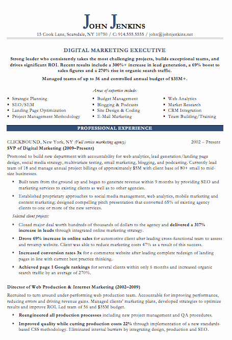 Digital Marketing Resume Template Fresh 19 Free Resume Templates You Can Customize In Microsoft Word