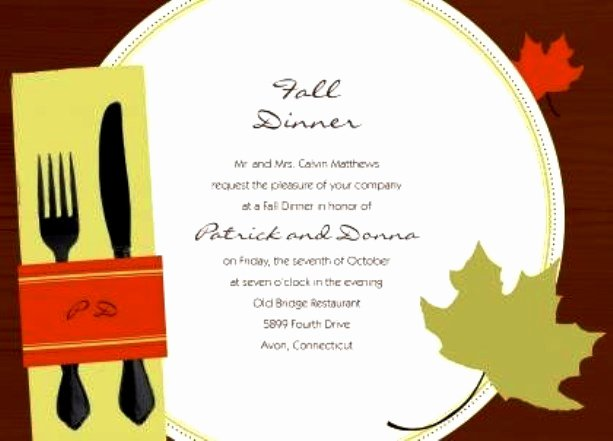 Dinner Invite Template Word Best Of 11 Excellent Dinner Party Invitation Template Word