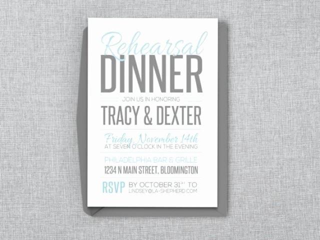Dinner Invite Template Word Elegant Casual Rehearsal Dinner Invitation Diy Editable Ms Word