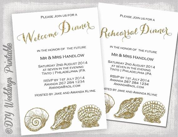 Dinner Invite Template Word New Rehearsal Dinner Invitation Template Word