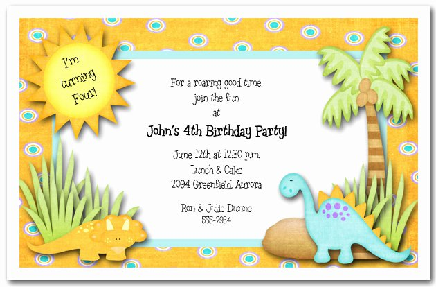 Dinosaur Birthday Invitation Template Inspirational Dinosaur Birthday Quotes Quotesgram