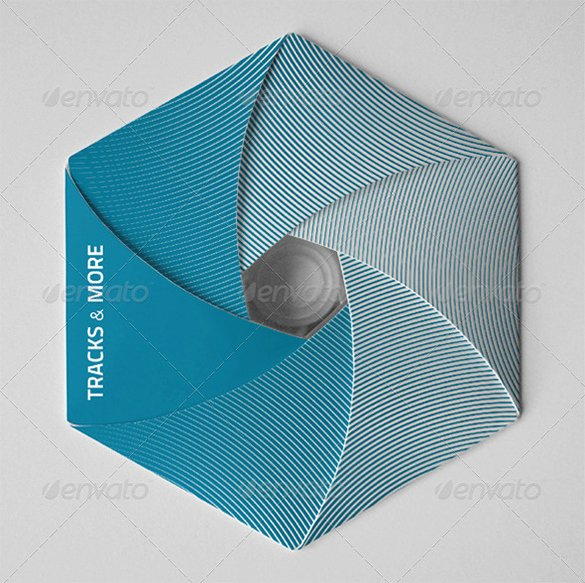 Diy Cd Sleeve Template Beautiful Cd Fold Out Template Beautiful Template Design Ideas