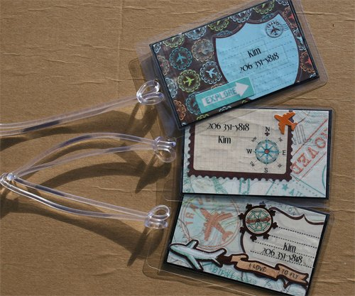 Diy Luggage Tags Template Beautiful 32 Unique and Creatively Designed Luggage Tags
