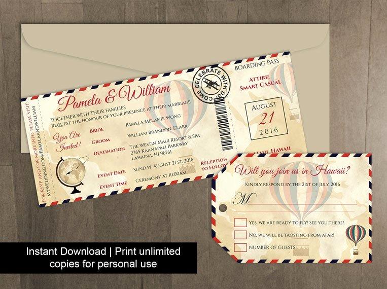 Diy Luggage Tags Template Beautiful Diy Printable Wedding Boarding Pass Luggage Tag Template