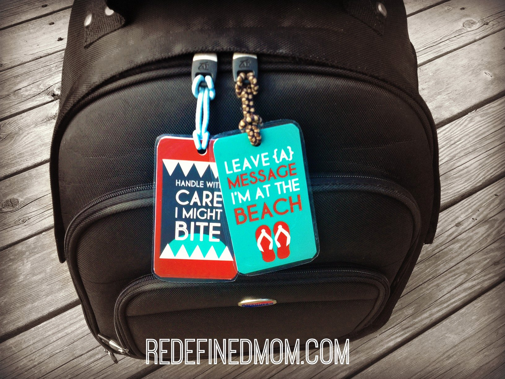 Diy Luggage Tags Template Best Of Diy Printable Beach Luggage Tags