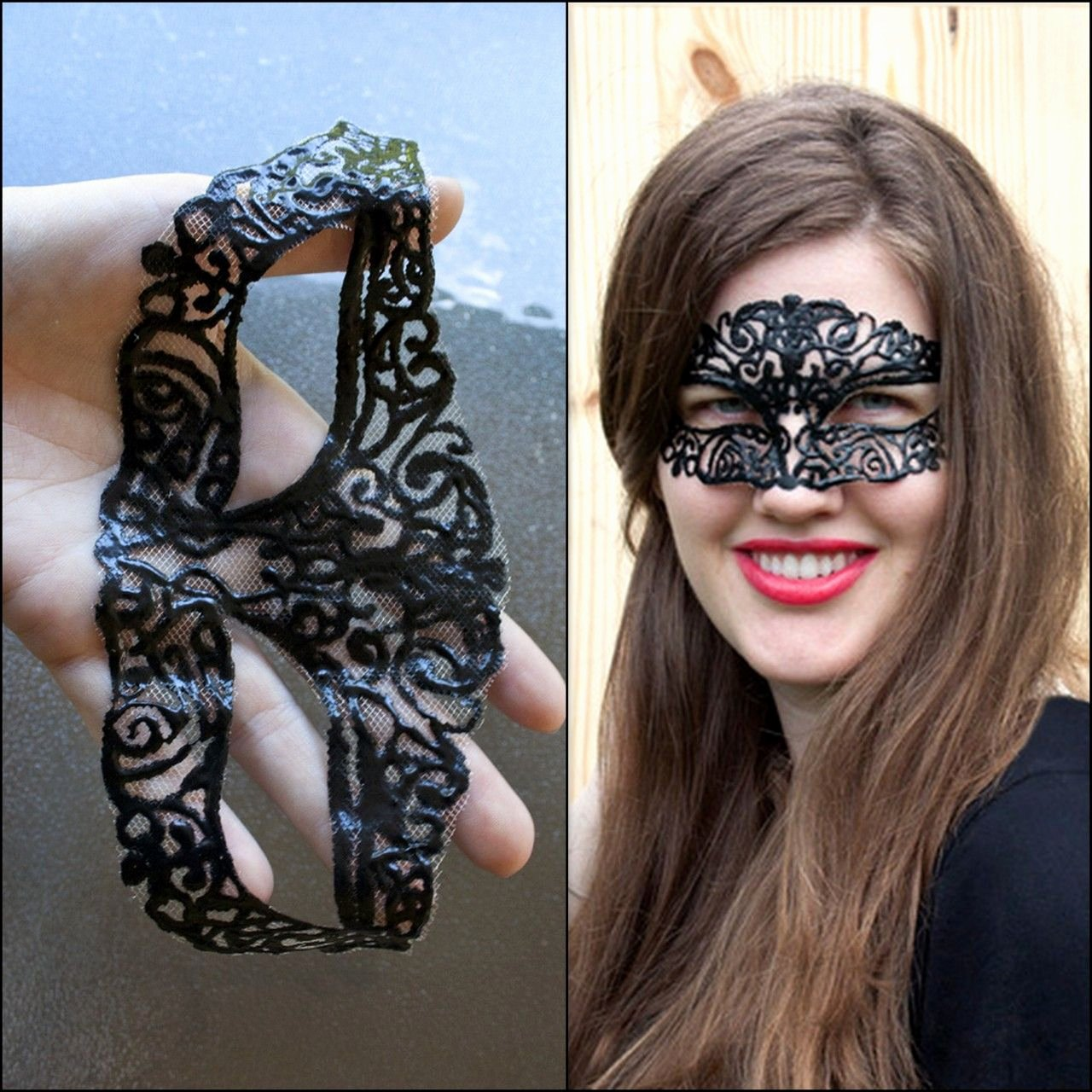 Diy Masquerade Mask Template Best Of Diy Masquerade Mask Tutorial and Template From Sprinkles