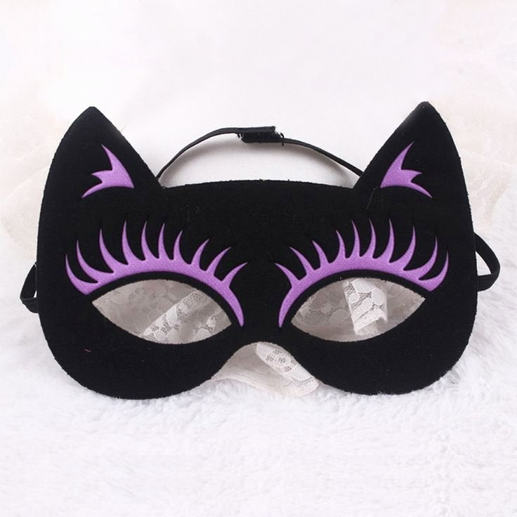 Diy Masquerade Mask Template Best Of Diy Party Cat Mask Costume Easter Halloween Birthday Fox
