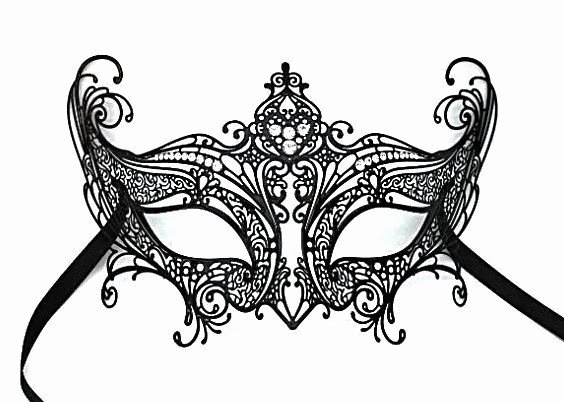 Diy Masquerade Mask Template Elegant 147 Best Halloween Crafts Images On Pinterest