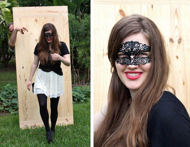 Diy Masquerade Mask Template Lovely Masquerade Mask Diy 4