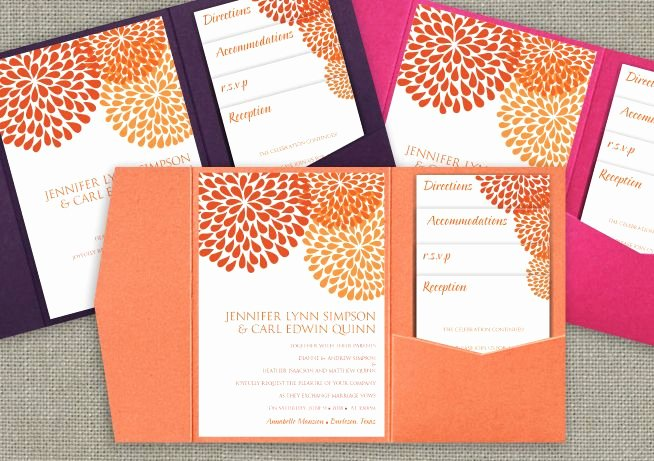 Diy Pocket Invitations Template Awesome 1000 Images About Diy Pocket Wedding Invitation Templates