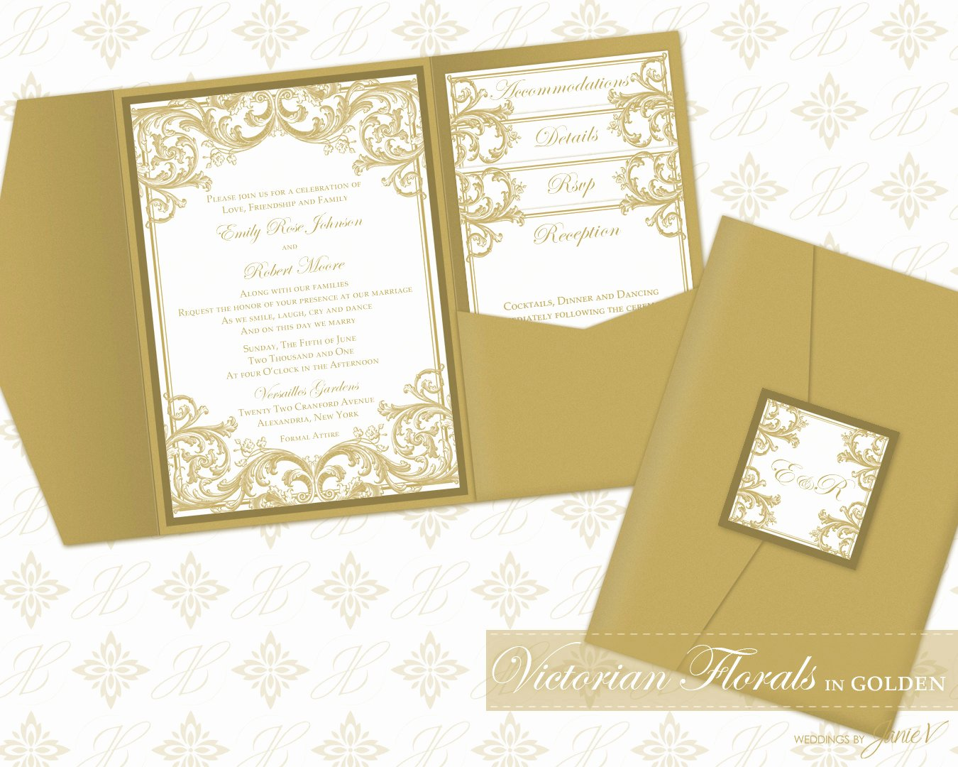Diy Pocket Invitations Template Best Of Diy Printable Wedding Pocket Invitation Template Printable