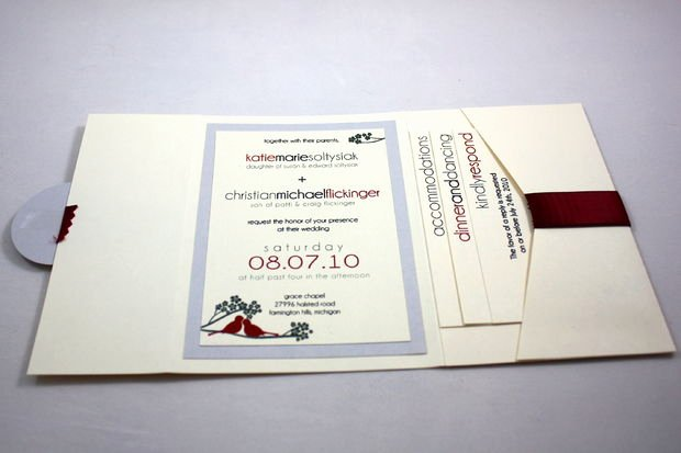 Diy Pocket Invitations Template Elegant Pocketfold Wedding Invitation