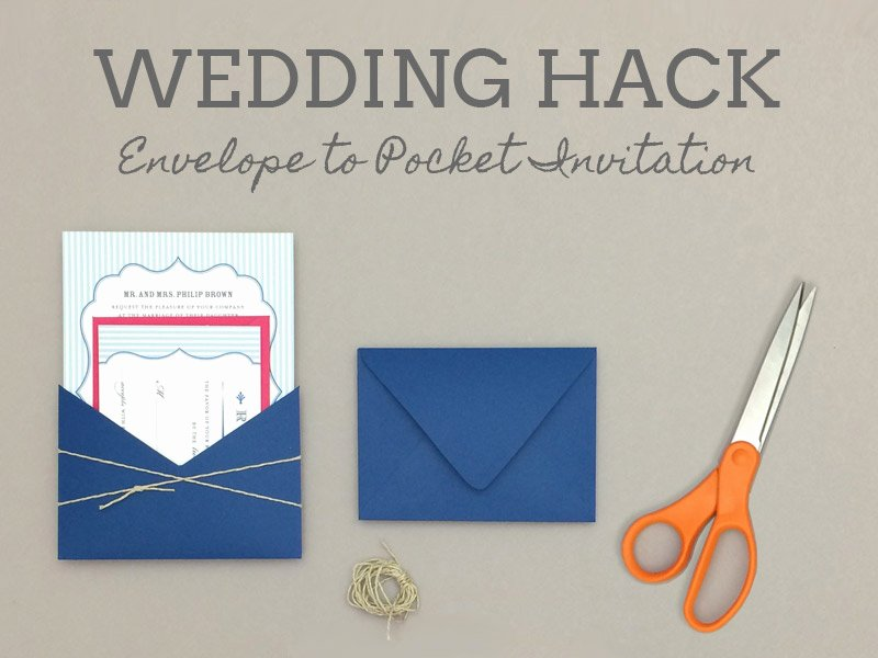 Diy Pocket Invitations Template Lovely Best Diy Pocketfolds for Your Wedding Invitations