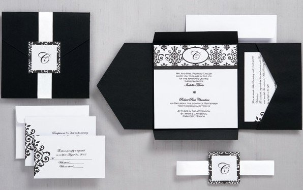 Diy Pocket Invitations Template Unique Do It Yourself Wedding Invitations Templates Wedding and