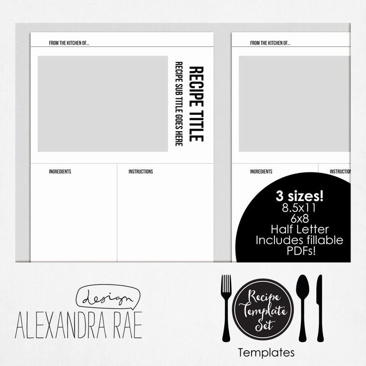 Diy Recipe Book Template Best Of Best 25 Recipe Templates Ideas On Pinterest